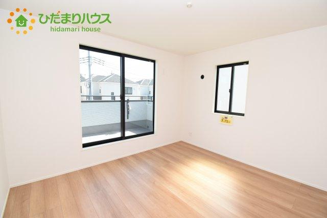 【寝室】上尾市上 15期 新築一戸建て グラファーレ 03