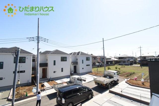 【展望】上尾市上 15期 新築一戸建て グラファーレ 03