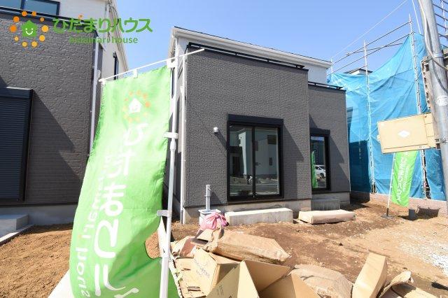 【外観】上尾市上 15期 新築一戸建て グラファーレ 03