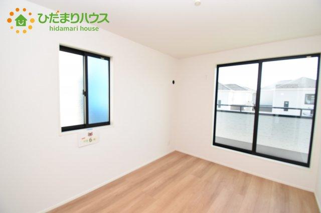 【洋室】上尾市上 15期 新築一戸建て グラファーレ 03