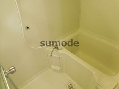 【浴室】モアコート西真上