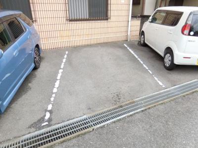 【駐車場】モアコート西真上