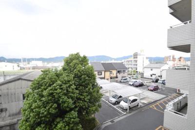 【展望】メゾンドール富田林