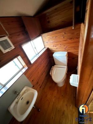 【トイレ】東一戸建