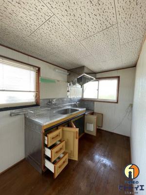 【キッチン】東一戸建
