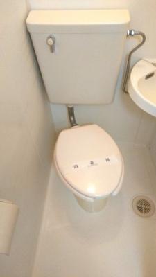 【トイレ】ナウ・ヴィレッジ深谷