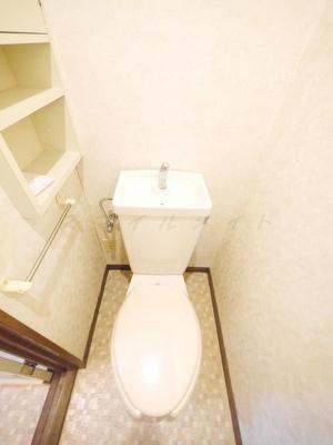 【トイレ】グレイス舞岡