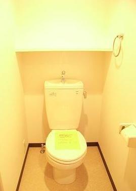 【トイレ】アンフレール川上