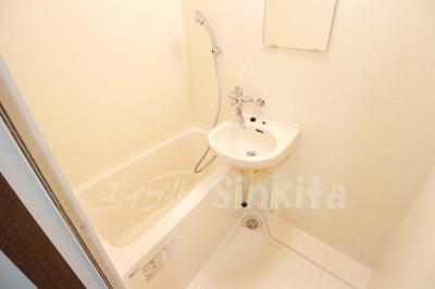 【浴室】モンテ新大阪
