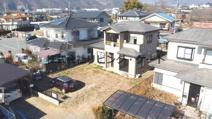 甲州市塩山三日市場 平成12年築中古住宅 綺麗な3LDKの画像