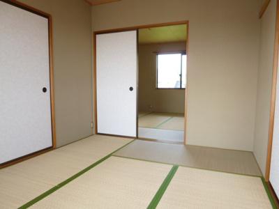 【和室】グリーンハイツA