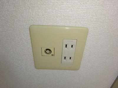 【玄関】グリーンハイツA