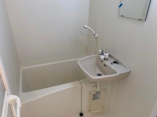 【浴室】モデルノハウス
