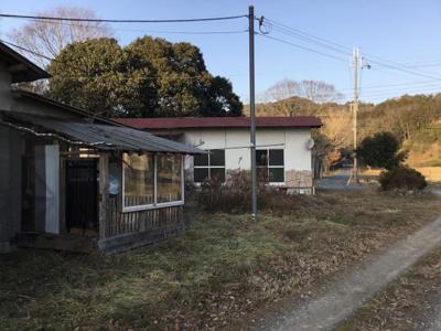 【前面道路含む現地写真】奥野々 中古住宅