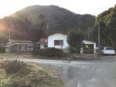 【外観】奥野々 中古住宅