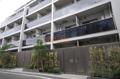 【外観】パークハビオ中目黒