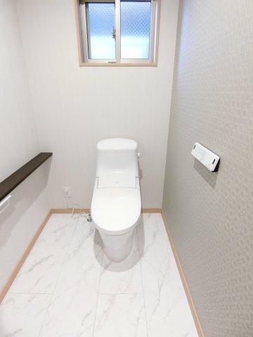【トイレ】城東区中浜1丁目 新築一戸建