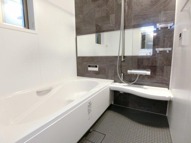 【浴室】城東区中浜1丁目 新築一戸建