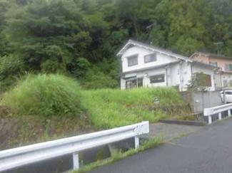 【前面道路含む現地写真】広島市西区己斐上2丁目 己斐もみじヶ丘
