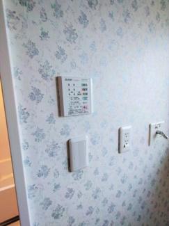 ■浴室乾燥機です <越谷市登戸町 中古戸建>
