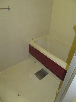【浴室】清水ビル