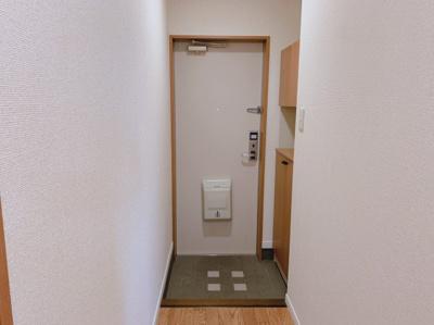 落ち着いた玄関です 【COCO SMILE ココスマイル】