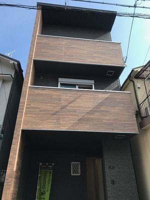 【外観:施工例】川西市小戸3丁目 新築戸建