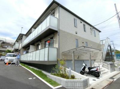 グリーンライン「北山田」駅より徒歩8分!ペットOK♪ワンちゃん・猫ちゃんと一緒に暮らせる2階建てアパートです☆