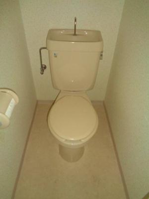 【トイレ】ベルフレージュ住吉