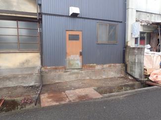【駐車場】竹原事務所倉庫
