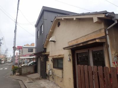 【外観】竹原事務所倉庫