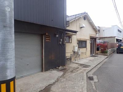 【展望】竹原事務所倉庫