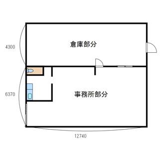 竹原事務所倉庫