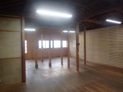 【ロビー】竹原事務所倉庫