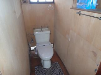 【トイレ】竹原事務所倉庫