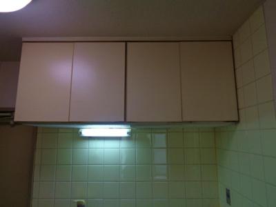 キッチン 吊戸棚