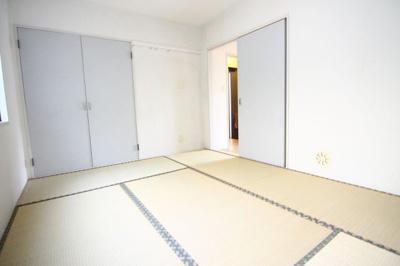 【和室】グリーンヒルB棟