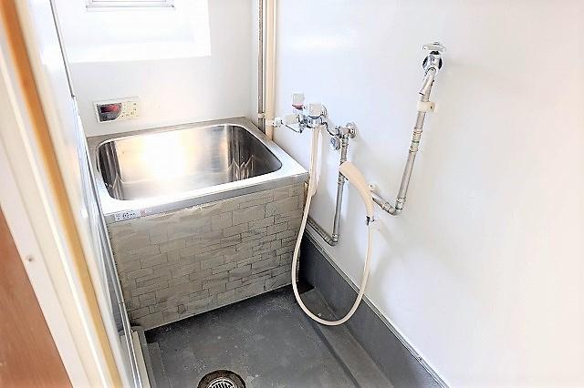 【浴室】ビレッジハウス郷地 8号棟