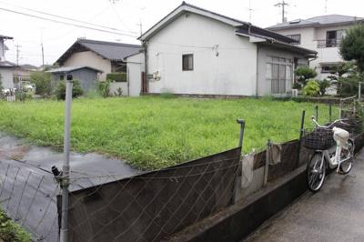 【外観】山波町 売土地