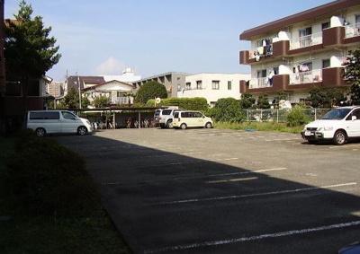 【駐車場】マンション築地