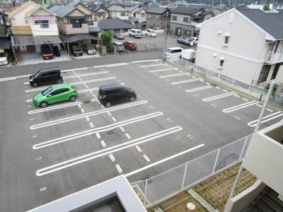 【駐車場】サウスヒルズⅡ