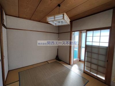 【寝室】川中文化