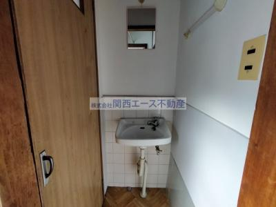 【洗面所】川中文化