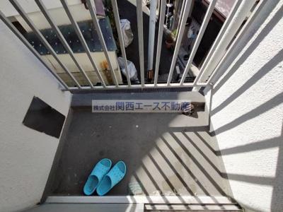 【バルコニー】川中文化