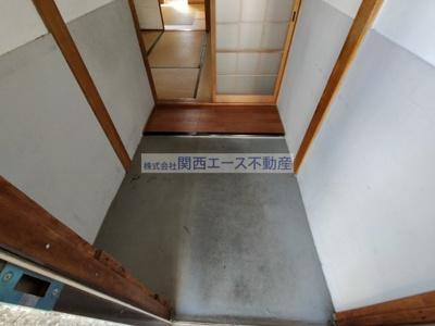 【玄関】川中文化