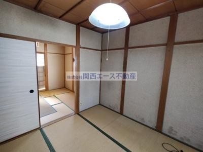 【居間・リビング】川中文化
