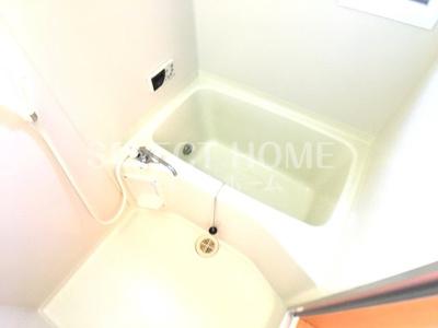 【浴室】メゾネット椿北棟
