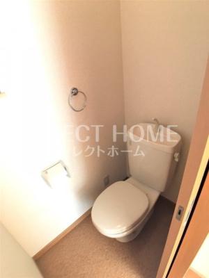 【トイレ】メゾネット椿北棟