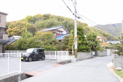 【外観】因島三庄町 中古戸建