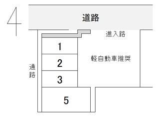 【土地図】マイパーキング因島